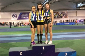 North of England Indoor Champs